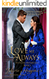 Love Me Always: Victorian Romance (Fielding Brothers Saga Book 1)
