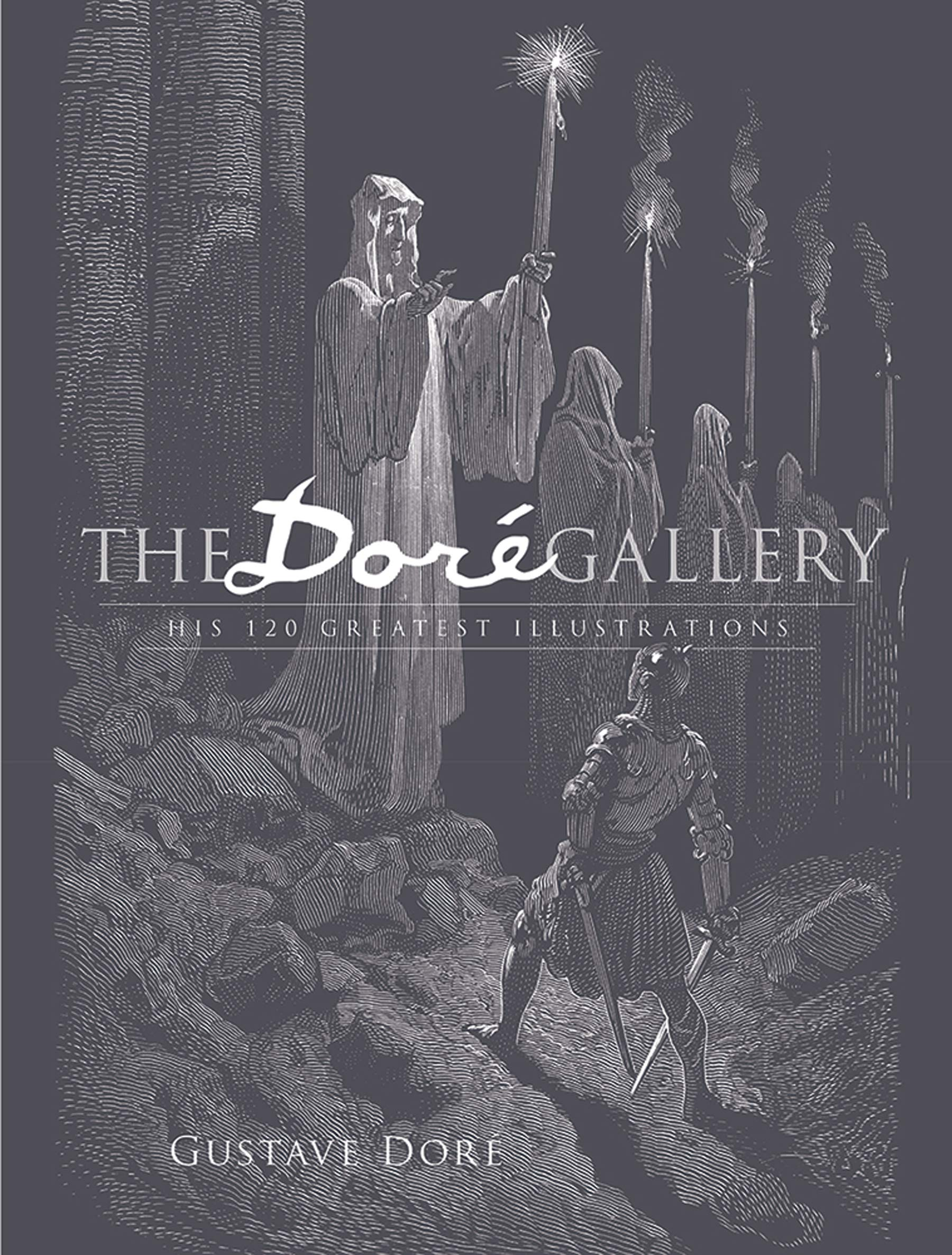 Download The Dore Gallery: His 120 Greatest Illustrations (Dover Pictorial Archives) ebook