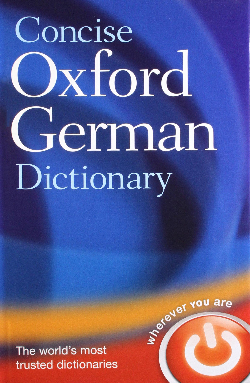 OXFORD GERMAN DICTIONARY EBOOK