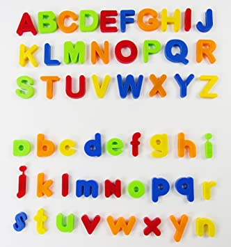 80 pcs magnetic learning letters numbersvicpow educational toddlers toys for preschool learningspelling