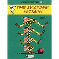 Lucky Luke Vol.30: the Daltons Escape