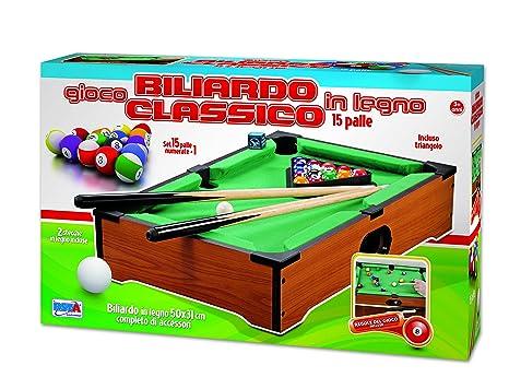 gioco biliardo classico da