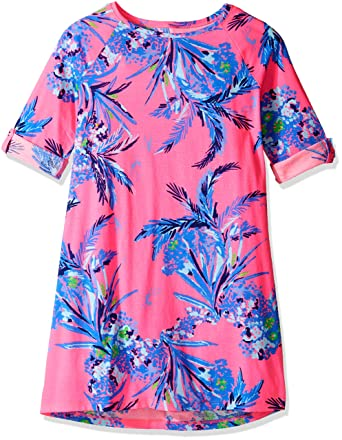 1f88d6d2ea50 Amazon.com  Lilly Pulitzer Girls  Little Mini Surfcrest Dress  Clothing
