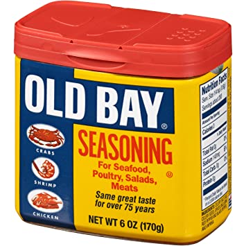 d0dd9d24b OLD BAY Seasoning, 6 oz