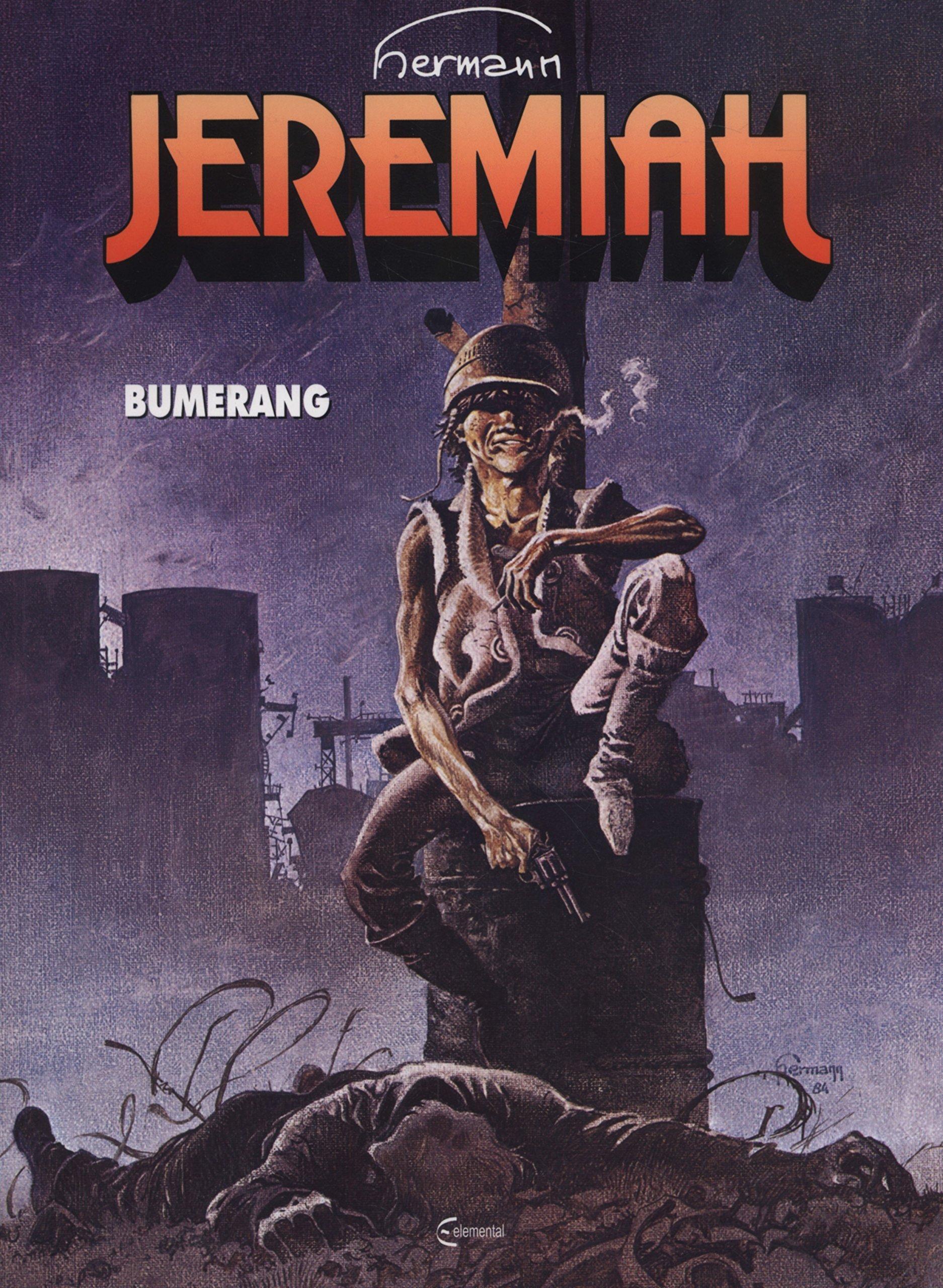 Jeremiah 10 Bumerang