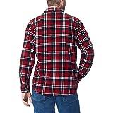 Wrangler Authentics Men's Long Sleeve Plaid Fleece