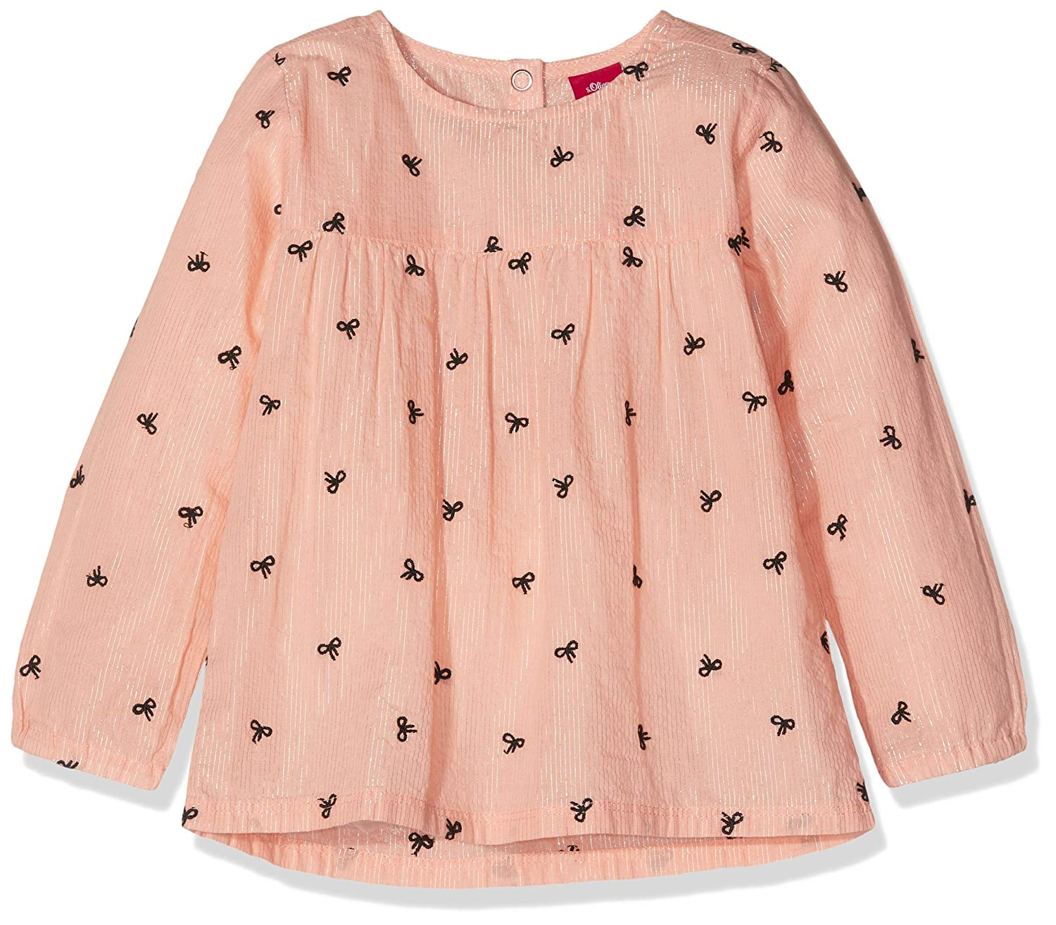s.Oliver Baby Girls' Blouse 65.811.11.3112