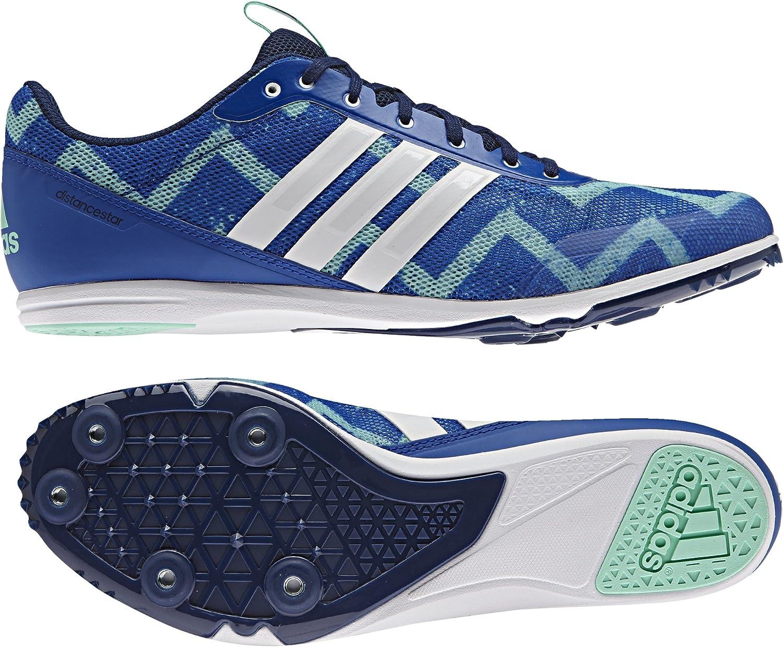 adidas Distancestar - Zapatillas de Running para Hombre, Azul - (Azul/FTWBLA/VERSEN) 50 2/3: Amazon.es: Deportes y aire libre