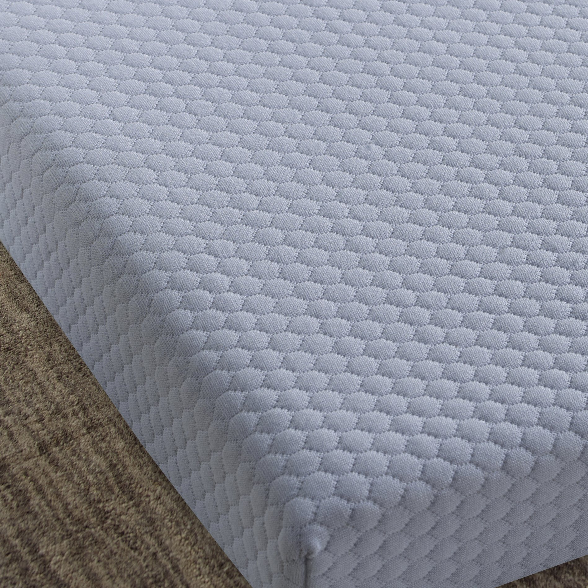 Lane Roll And Store 3 Quot Memory Foam Mattress Roll Up Bed
