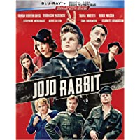Jojo Rabbit (BD + Digital Code) [Blu-ray] (Bilingual)