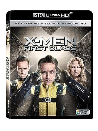 X-Men First Class (2011) BluRay 720p 1.7GB [Hindi DD 5.1 – English 5.1] ESubs MKV