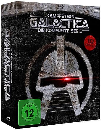 Kampfstern Galactica Die Komplette Serie Dvd 9 Blu Rays