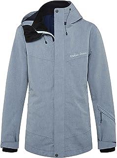Mountain Designs Womens Hummingbird 3-in-1 Waterproof Ski Jacket