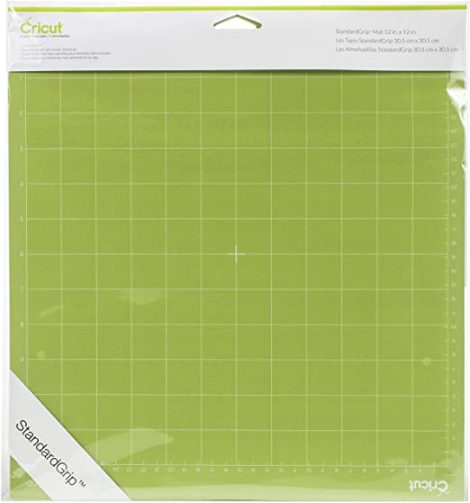 Cricut 2007792 LightGrip Schneidematte 12 x 12 x 30,5 cm One Size