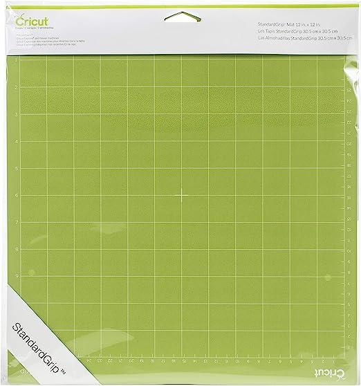 StandardGrip 12x12 Replacement Accessories for Cricut S /& E TEACHERS EDITION Cutting Mat 3 Pack Works with Cricut
