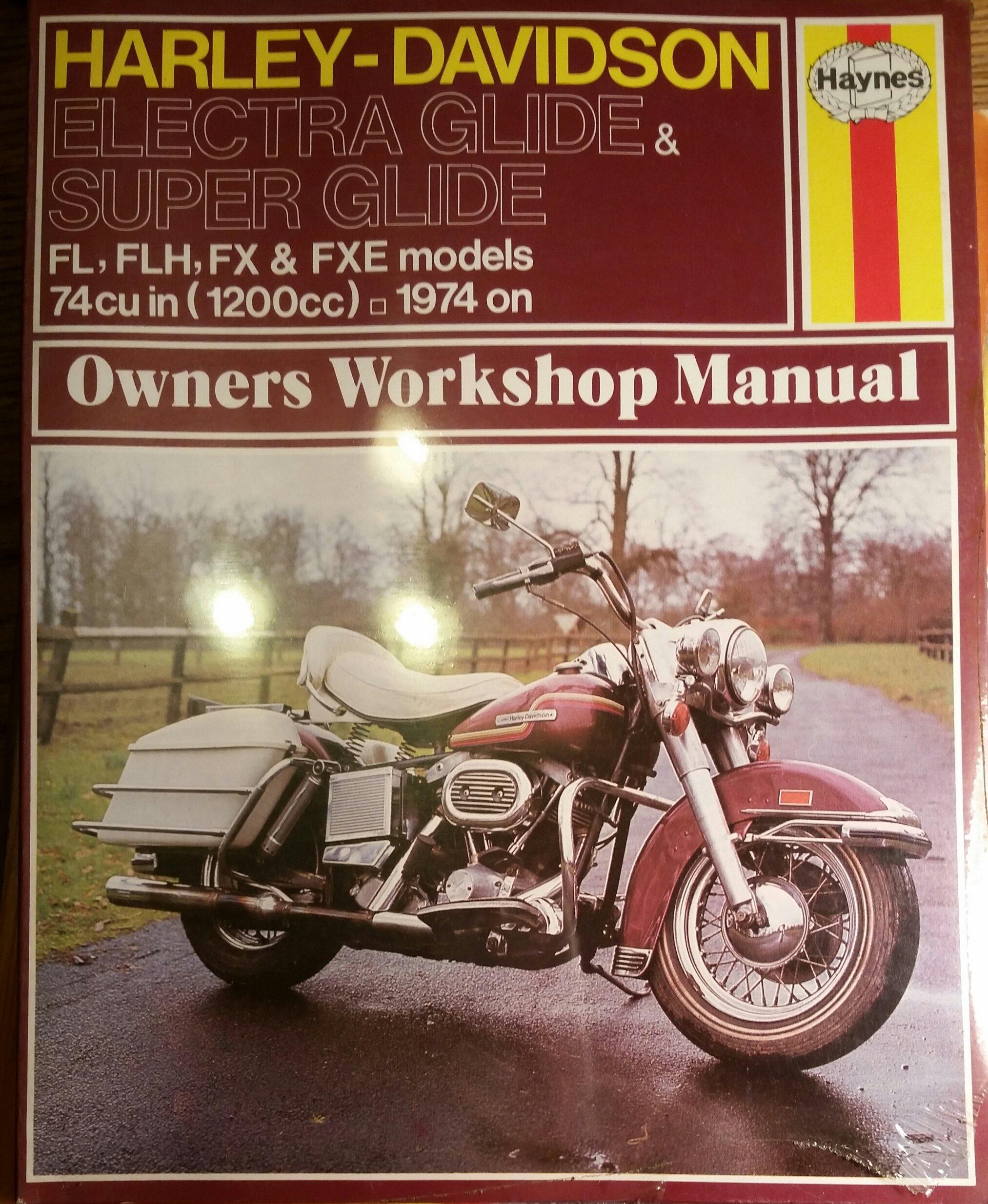 Harley-Davidson Sportster Owners Workshop Manual/1970 Thru 1985: John  Harold Haynes, Mansur Darlington: 9780856963308: Amazon.com: Books