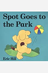 Spot Goes to the Park Board book