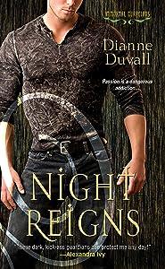 Night Reigns (Immortal Guardians series Book 2)