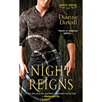 Night Reigns (Immortal Guardians series Book 2) (English Edition)