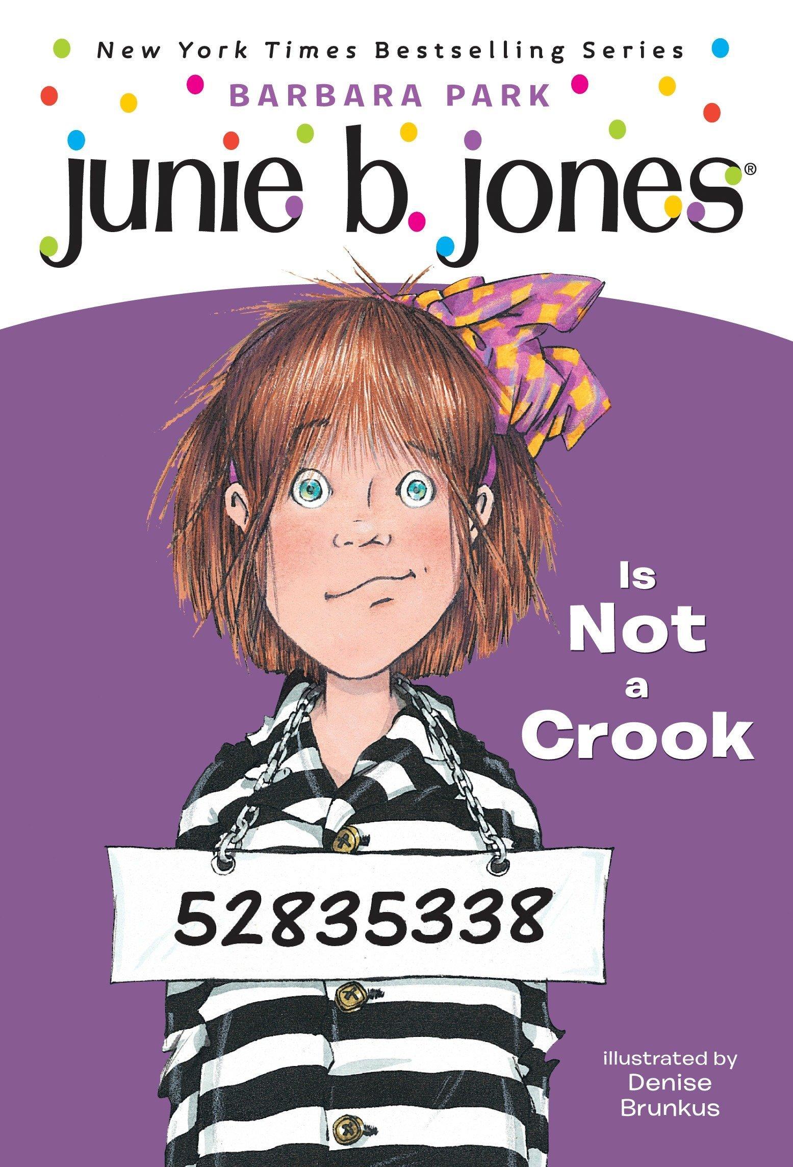 Download Junie B. Jones Is Not a Crook (Junie B. Jones, No. 9) ebook