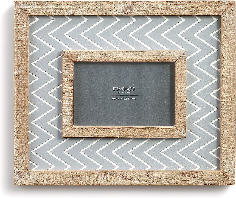 Picture frame Chevron stripes photo frame