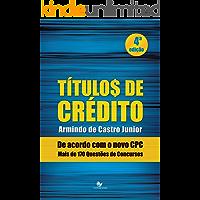 Títulos de Crédito: De acordo com o novo CPC mais de 170 questões de concursos