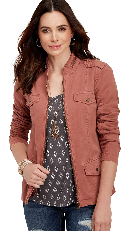 e4b9cf88c4e maurices Womens Plus Size Sateen Pleat Jacket