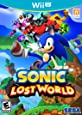 Sonic Lost World WiiU