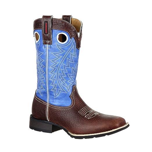 "Men's 11"" Mustang Western Boot--DDB0121"