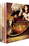 Montana Mail Order Brides Romance Box Set (Westward Series)- Books 1 - 3: Historical Cowboy Western Mail Order Bride…