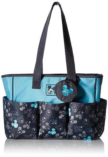 Amazon.com: Disney Mickey Mouse Triple bolsillo multi piezas ...