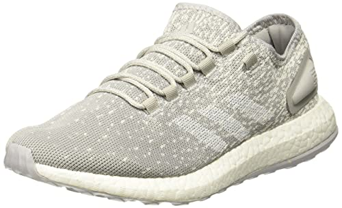5899091bebf17 Adidas Men s Pureboost Reigning Champ M Gretwo Cwhite Ftwwht Running Shoes  - 8 UK