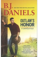 Outlaw's Honor: A Western Romance Novel (The Montana Cahills) Kindle Edition