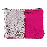 Style.Lab Fashion Angels Silver S. Lab Magic Sequin Pouch-Pink