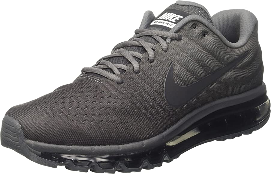 timeless design 4441d ee6d6 Amazon.com | Nike Mens Air Max 2017 Running Shoes (7.5 M US, Cool ...