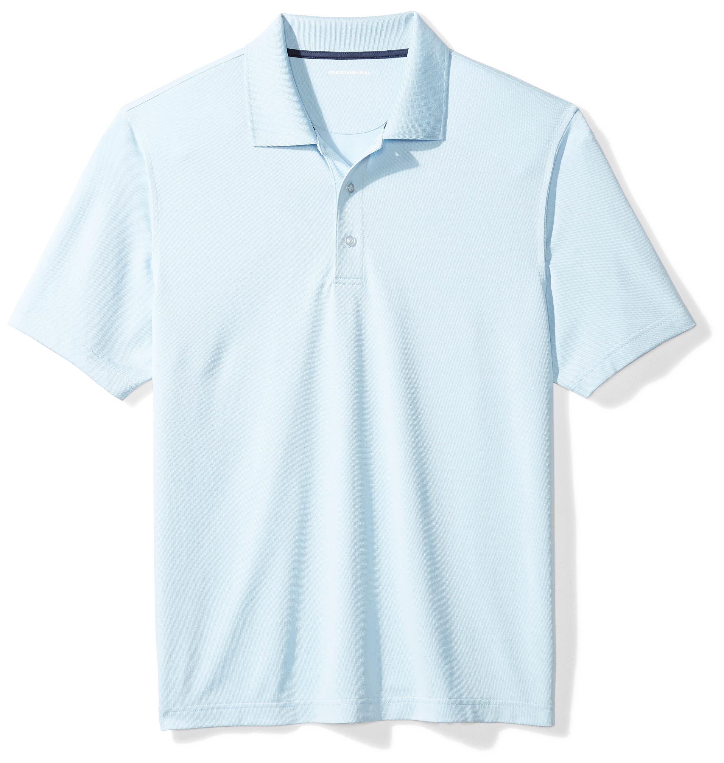 Amazon Mens Golf Polo Shirts