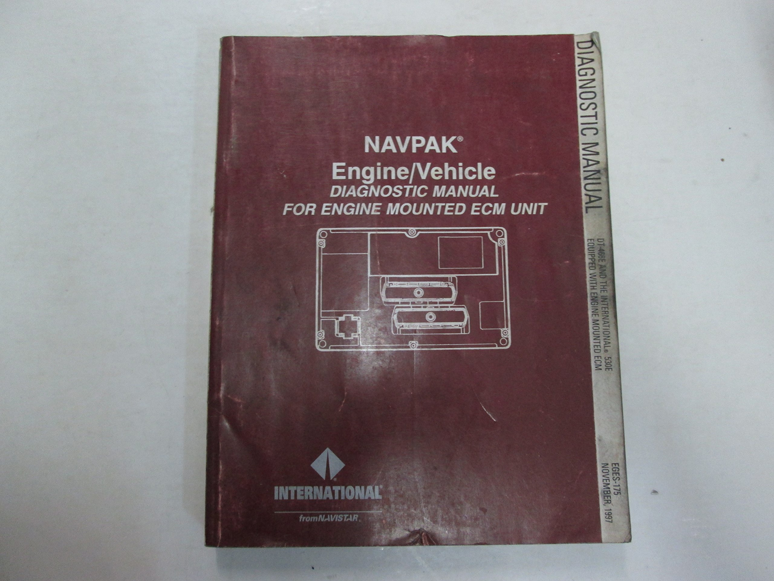 Navistar t444e manual t444e engine full array international navpak engine vehicle diagnostic manual engine mounted rh amazon com fandeluxe Images