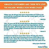 Walkin' Wheels Dog Wheelchair - for Large Dogs