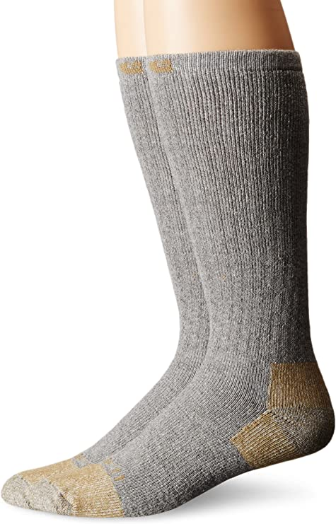 Carhartt Men's Full Cushion Steel-Toe Work Sock