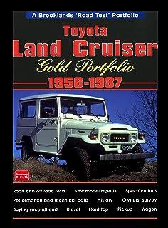 Toyota land cruiser fj40 43 45 55 60 6882 haynes repair toyota land cruiser gold portfolio 1956 1987 fandeluxe Gallery