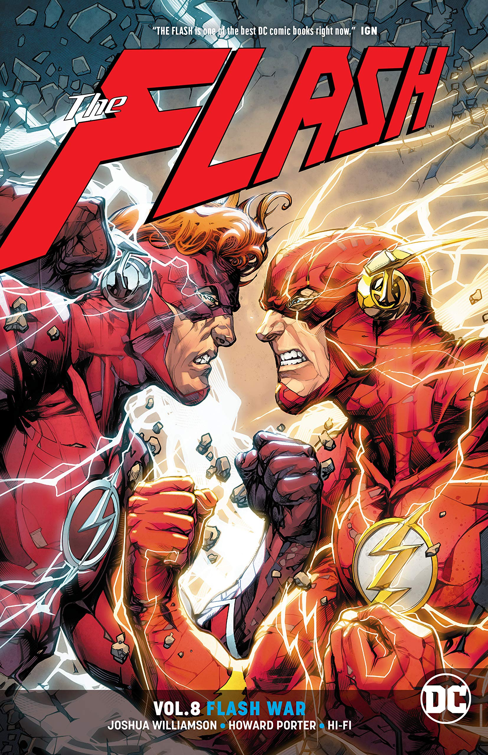 The Flash Vol Reckoning of the Forces 9