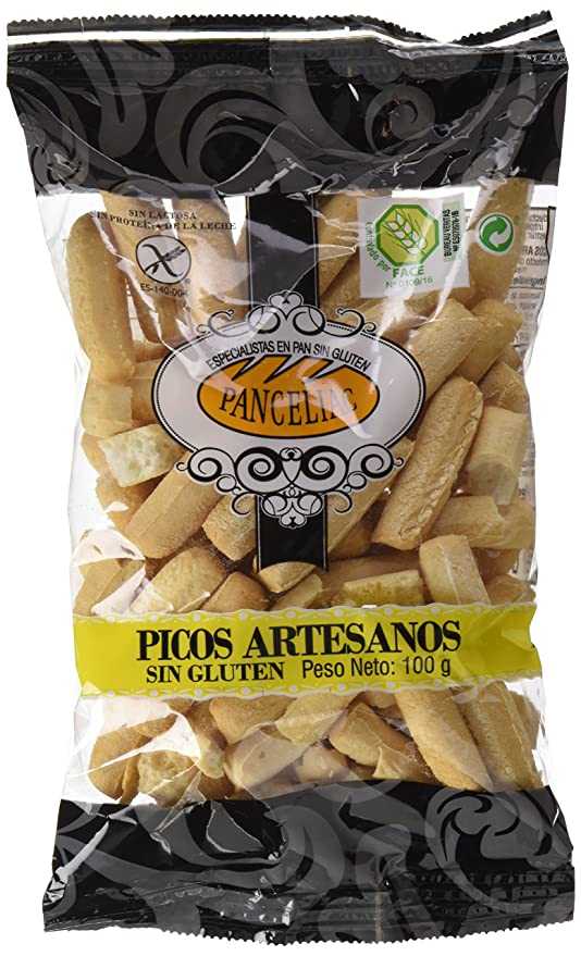 Panceliac Picos Artesanos - 100 gr: Amazon.es: Alimentación y bebidas