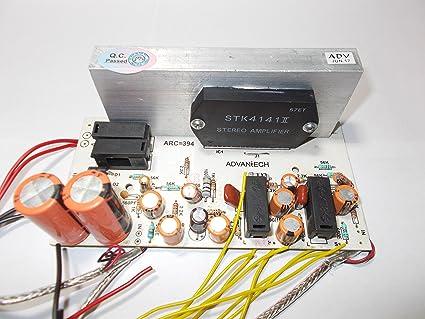 Soumik Electricals Stk4141 Amplifier Kit, Amplifier Board