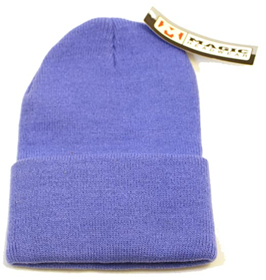 45023d3e15624 Image Unavailable. Image not available for. Color  Sky Light Baby BLue Knit  Cap ...