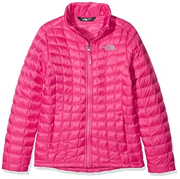 c718281035 The North Face Thermoball Veste à Capuche Fille: Amazon.fr: Sports ...
