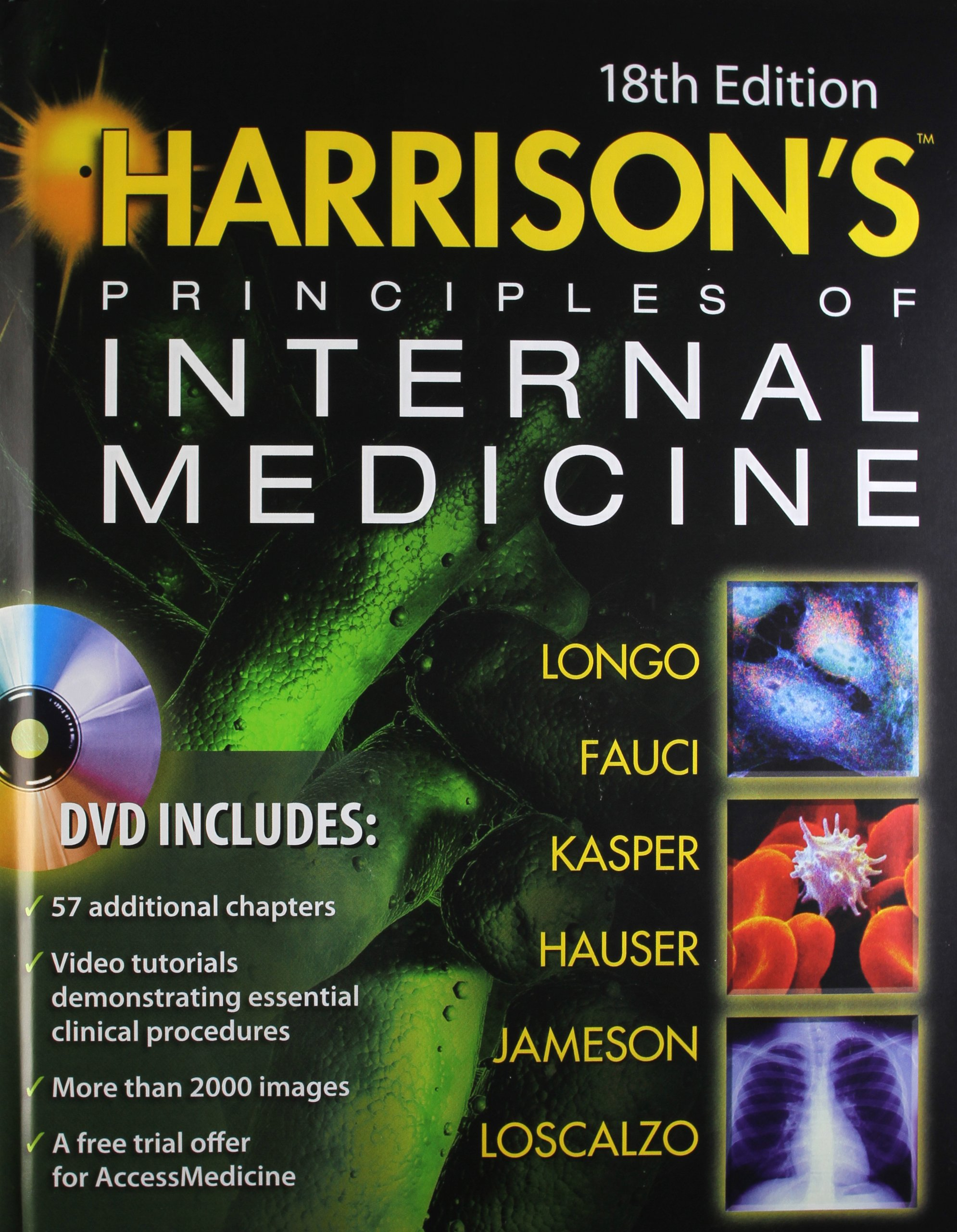Harrison's Principles of Internal Medicine, Volume 2
