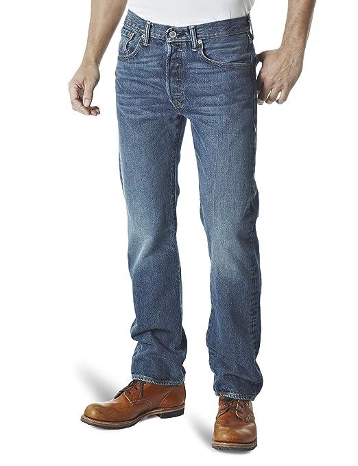214 opinioni per Levi's 501 Original Fit, Jeans Uomo