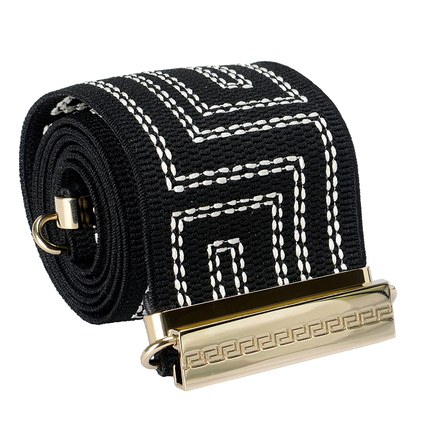 Versace Multi-Color Women's Waist Belt US L IT 85; V-6215