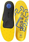 Icebug Slim Insole-Low Arch-U, Yellow, 12 M US