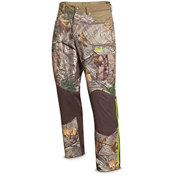 83068355d6451 Amazon.com: Under Armour Men's Storm Barrier Hunting Pants: Clothing